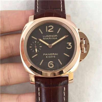 【KW厂1比1超A复刻手表】沛纳海LUMINOR系列PAM00511腕表