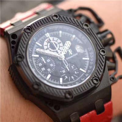 【N厂1:1高仿手表】爱彼皇家橡树离岸型系列幸存者26165IO.00.A002CA.01机械腕表