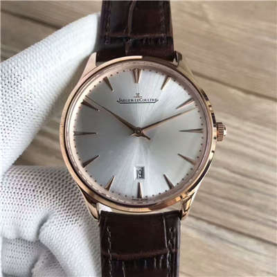 【台湾厂1:1高仿手表】积家超薄大师系列Q1282510腕表价格报价
