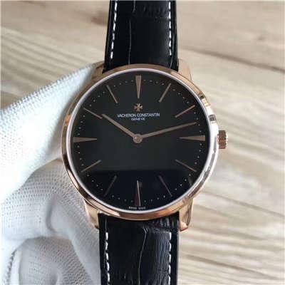 【台湾厂一比一超A复刻手表】江诗丹顿传承系列81180/000R-9283腕表