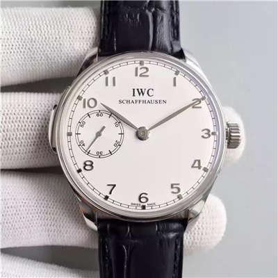 【YL厂超A精仿手表】万国葡萄牙系列(万国三问)IW524204腕表