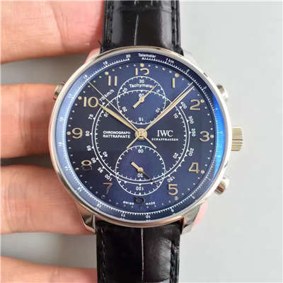 【YL厂一比一超A高仿手表】IWC万国葡萄牙系列IW371215商务机械腕表价格报价