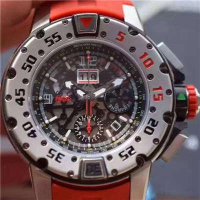 【实拍图鉴赏】RM厂复刻手表之里查德米尔男士系列RM 032 RG腕表