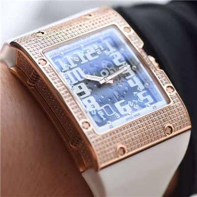 【KV一比一高仿手表】理查德.米勒男士系列RM 016腕表