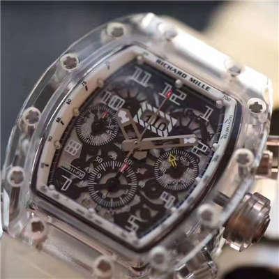 【RM厂顶级复刻手表】理查德.米勒男士系列RM 11FM 腕表
