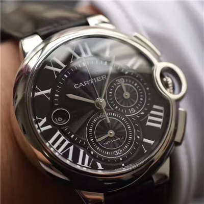 【独家视频测评OF厂顶级复刻手表】卡地亚蓝气球系列W6920052腕表