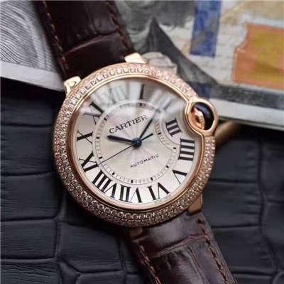 【HBBV6厂一比一精仿手表】卡地亚蓝气球系列WE900551女士腕表