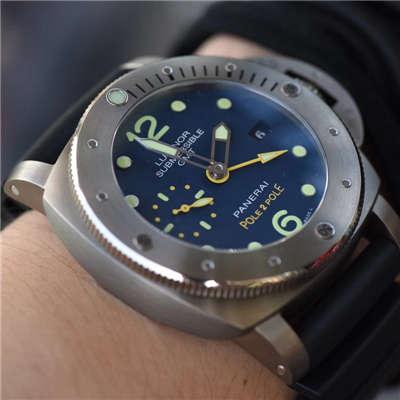 【独家视频测评VS厂一比一超A高仿手表】沛纳海LUMINOR 1950系列PAM00719腕表价格报价