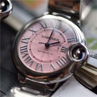 【HBBV6厂一比一顶级复刻手表】卡地亚蓝气球系列《33毫米》W6920100 《36毫米》W6920041机械腕表