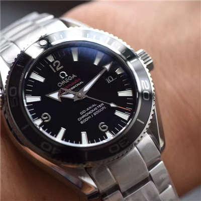 【N厂神器V5最强版本断货王】欧米茄PLANET OCEAN海马系列1948枚限量版手表