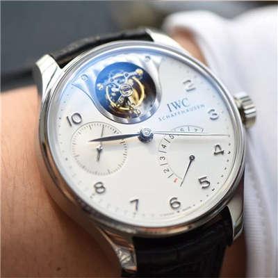 【YL厂一比一精仿手表】最高品质万国葡萄牙系列真陀飞轮IW504207腕表价格报价