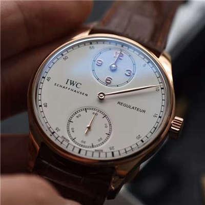 【YL厂顶级复刻高仿手表】万国葡萄牙系列IW544402腕表价格报价