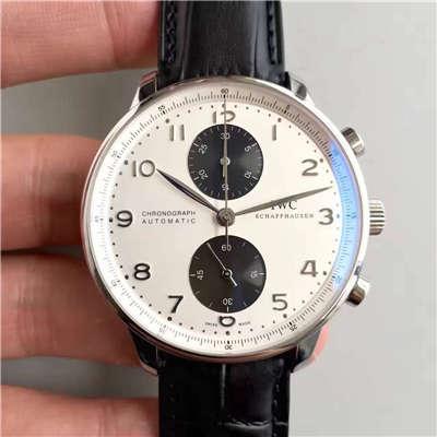 【ZF厂1:1超A精仿手表】万国葡萄牙计时系列CHRONOGRAPH计时IW371411腕表