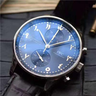 【YL厂最高品质】万国阿联酋迪拜限量版葡萄牙计时腕表