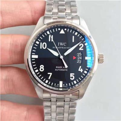 【MK厂一比一复刻手表】万国马克十七飞行员腕表 系列IW326504 男士腕表价格报价