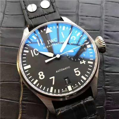【ZF厂1:1顶级复刻手表】万国大型飞行员腕表系列IW500901腕表