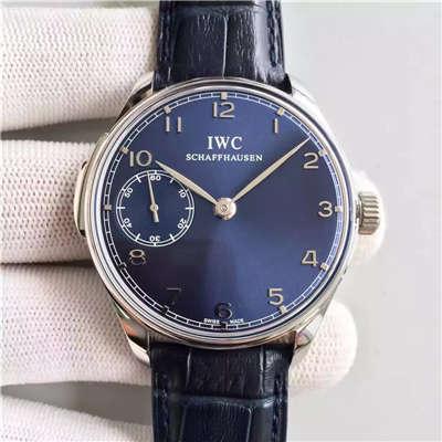 【YL厂顶级复刻手表】万国葡萄牙系列IW524204《万国三问》腕表