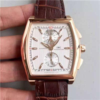 【ZF厂一比一高仿手表】万国达文西系列IW376411腕表