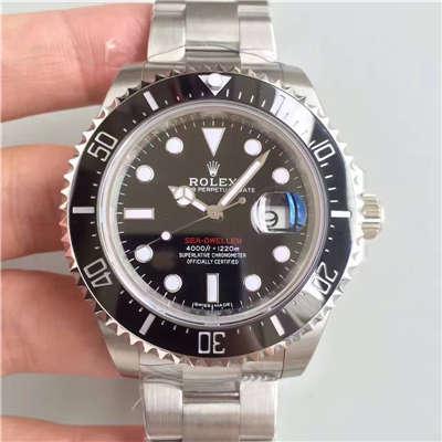 【N厂一比一复刻手表】劳力士V7特别版 美国殿堂级街头品牌SUPREME,与Rolex推出的订制版