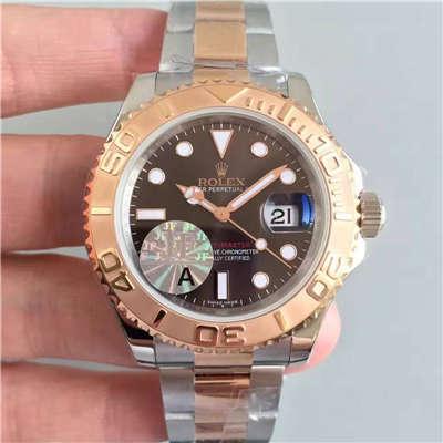 【JF厂一比一复刻手表】劳力士游艇名仕型系列116621-78801男士机械手表