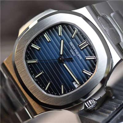 【独家视频测评PF厂顶级复刻手表】百达翡丽运动系列5711/1A 010 不锈钢腕表(鹦鹉螺)