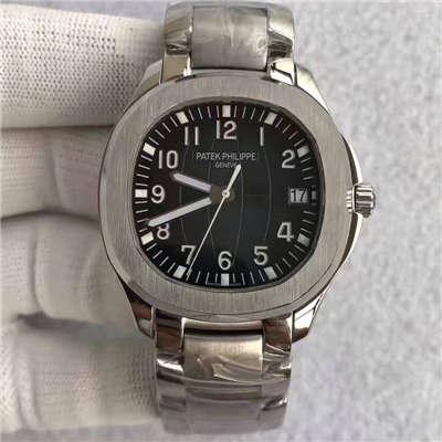 【BP顶级1:1复刻手表】百达翡丽AQUANAUT系列5167/1A-001腕表《百达翡丽手雷》