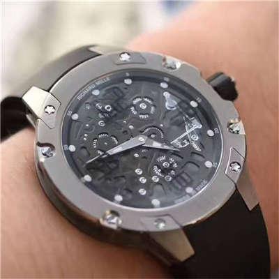 【独家视频评测SF厂顶级1:1复刻手表】理查德米勒男士系列RM 033 Ti腕表