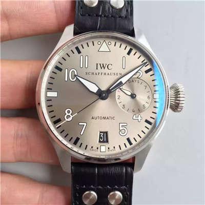 【ZF厂原装开模超A高仿手表】万国飞行员FATHER AND SON父子腕表系列IW500906大把头腕表