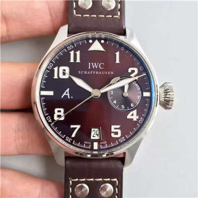 【ZF厂超A精仿手表】万国飞行员系列《圣艾修佰里系列》IW500422腕表
