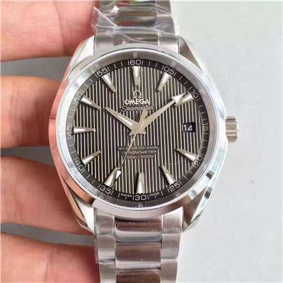 【KW一比一精仿手表】欧米茄海马系列231.10.42.21.06.001 男士机械腕表