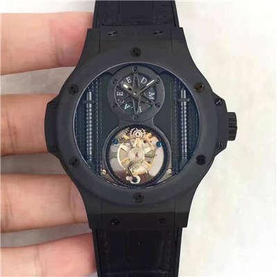 【BM厂1:1高仿手表】宇舶《恒宝》王者至尊系列705.CI.0007.RX真陀飞轮手表
