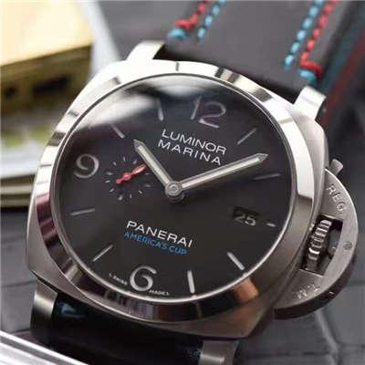 【视频评测SF厂1:1超A复刻手表】沛纳海LUMINOR 1950系列PAM00727腕表价格报价