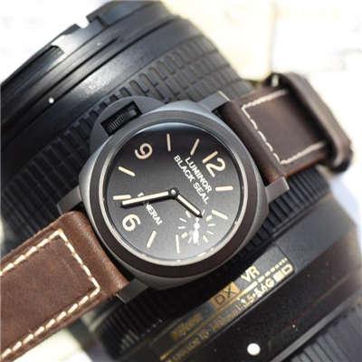 【视频评测KW厂1:1复刻手表】沛纳海限量珍藏款系列PAM00786A左撇子价格报价