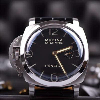 【视频评测KW超A1:1复刻手表】沛纳海Luminor限量珍藏系列《沛纳海左撇子》PAM00217