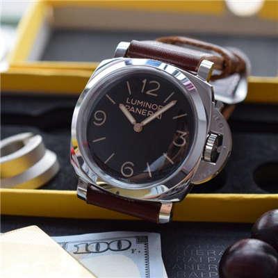 【视频评测SF厂1:1精仿手表】沛纳海LUMINOR 1950系列PAM00372腕表