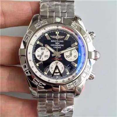 【JF厂一比一复刻手表】百年灵Breitling机械计时系列AB011012/B967/375A腕表