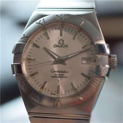 【HBBV6厂复刻手表】欧米茄星座系列123.10.38.21.02.001腕表