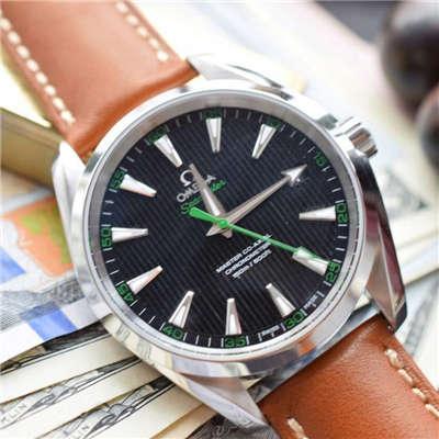 【KW厂一比一复刻精仿手表】欧米茄海马系列高尔夫231.12.42.21.01.003腕表