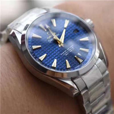 【KW厂1:1复刻手表】欧米茄海马系列231.10.42.21.03.006腕表