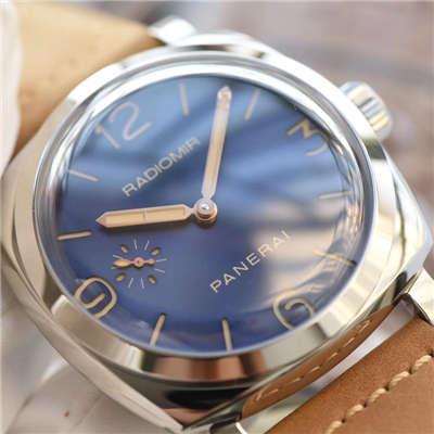 【视频评测SF1:1超A高仿手表】沛纳海2015年新款蓝面PAM00690腕表价格报价
