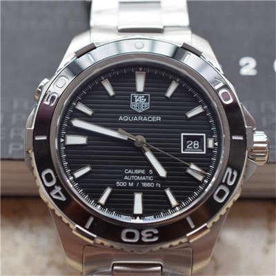 【视频评测HBBV6厂复刻手表】泰格豪雅竞潜系列WAK2110.BA0830男性腕表