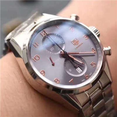 【HBBV6厂一比一复刻手表】泰格豪雅卡莱拉系列CAR2013.FC6313腕表