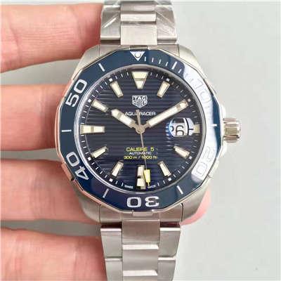 【MK厂一比一复刻手表】泰格豪雅竞潜系列WAY201B.BA0927腕表