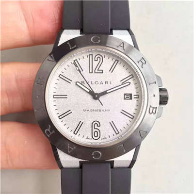 【GF厂一比一超A高仿手表】宝格丽DIAGONO系列102427 DG41C6SMCVD腕表