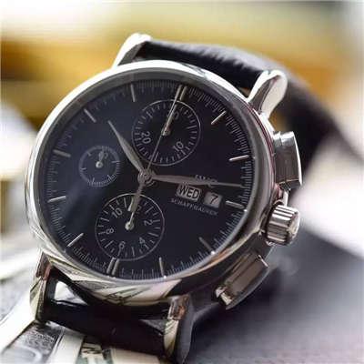 【MK厂1:1超A高仿手表】万国柏涛菲诺系列IW378303腕表