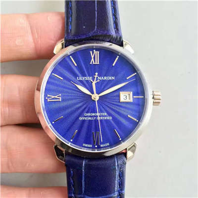 【FK厂1:1复刻手表】雅典鎏金系列8153-111-7/E3腕表