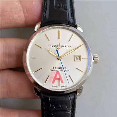 【FK厂1:1高仿手表】雅典鎏金系列8153-111-2/90腕表