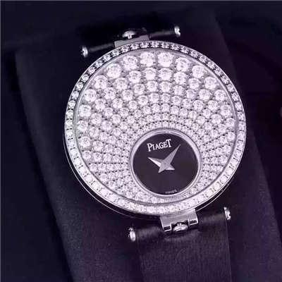 高仿伯爵 PIAGET- 伯爵 LIMELIGHT TWICE系列  G0A36237 双面表盘 女士瑞士石英腕表