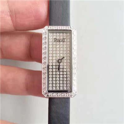 【台湾厂一比一超A高仿手表】伯爵 LIMELIGHT DIAMONDS系列 G0A39201女士石英腕表