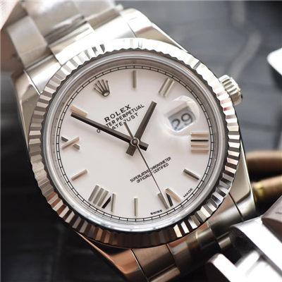 【N厂一比一复刻手表】高仿劳力士(ROLEX)日志型系列116333-72213黑罗机械男表